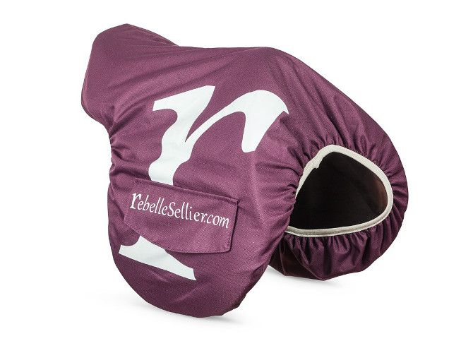 housse selle impermeable Rebelle Sellier